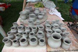 Eagan Art Fesitval: Live Pottery Demonstations
