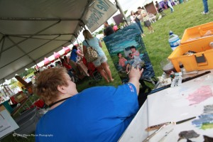 Eagan Art Fesitval: Illustrating a book