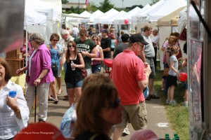 Eagan Art Fesitval: The Crowd
