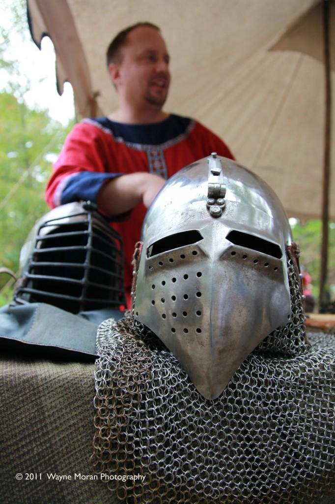 Caponi Art Park Medieval Fair 2011