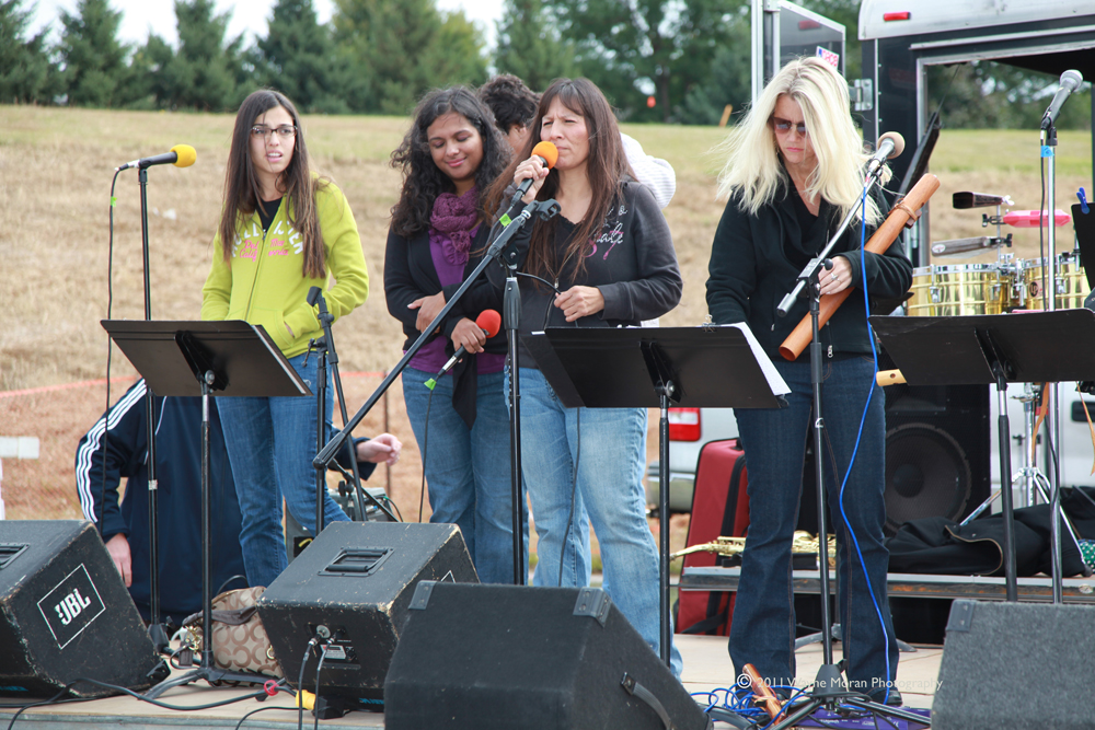 Heart of the City Worship Band at Jubilee Minnesota 2011