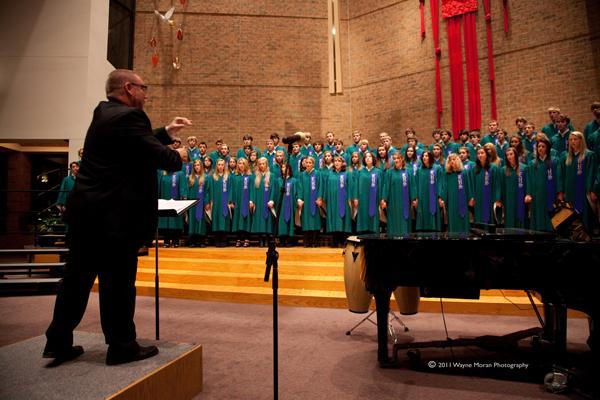 Dakota Valley Choral Festival 2011 Eagan High School