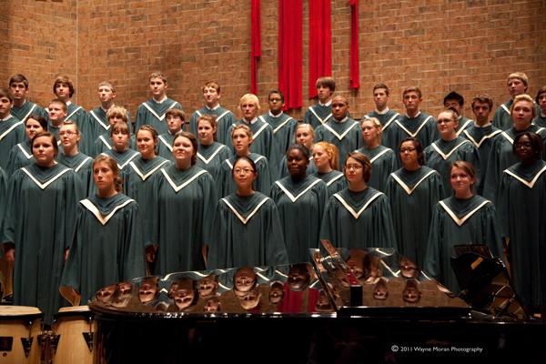 Dakota Valley Choral Festival 2011 choir reflections