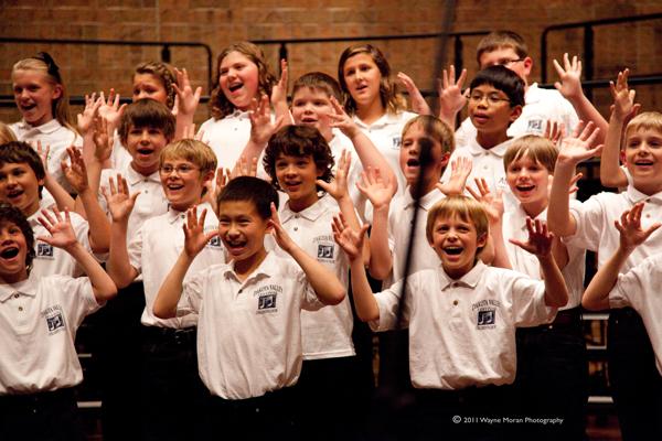 Dakota Valley Festival Children's Choir
