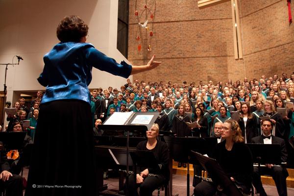 Dakota Valley Choral Festival 2011 - Mass Choir III