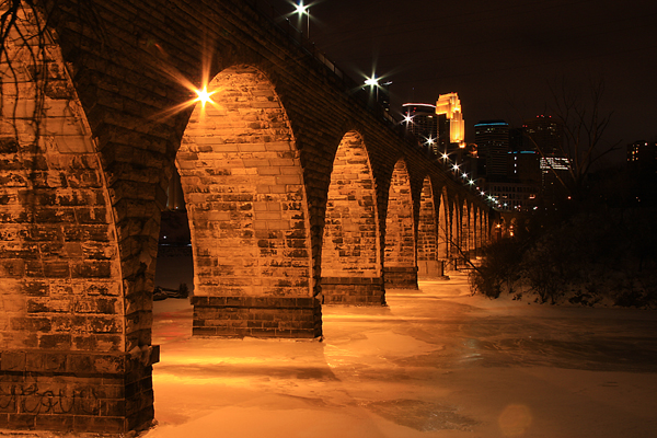 Magnificent stone arch bridge sab_005