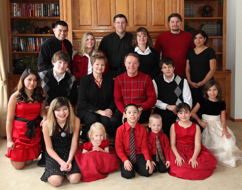 Aljets Family Portraits