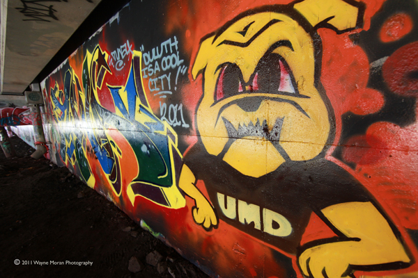 UMD Bulldog