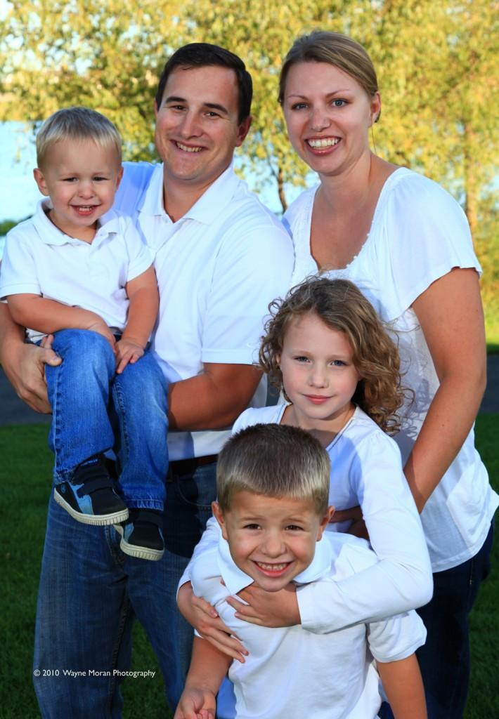 Morrison Family Portraits