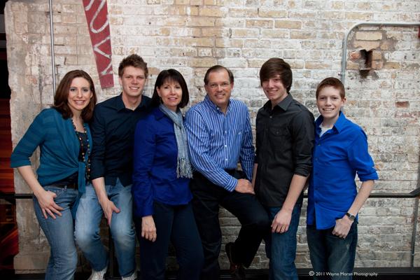 Gates Family Portraits
