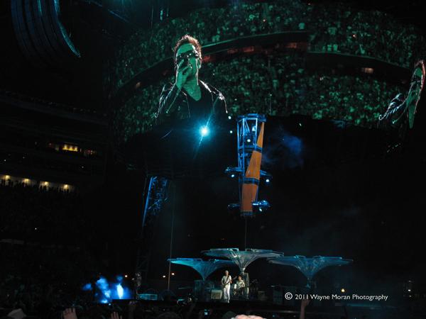 U2 Concert Minneapolis 2011 360 Tour