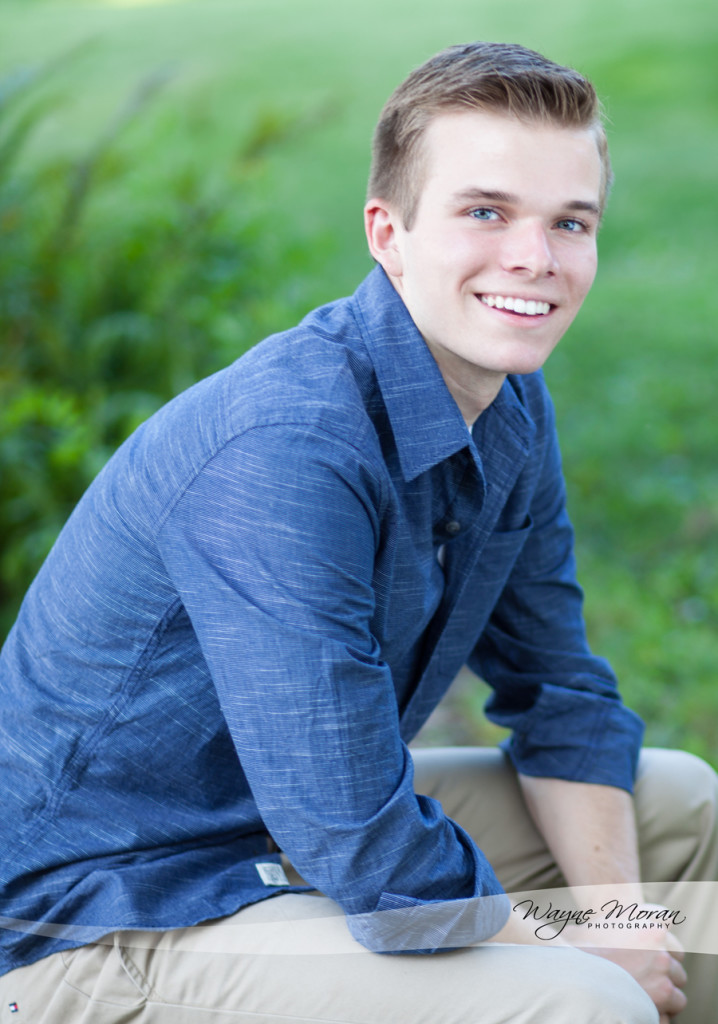 Super Fun Eagan Senior Portraits