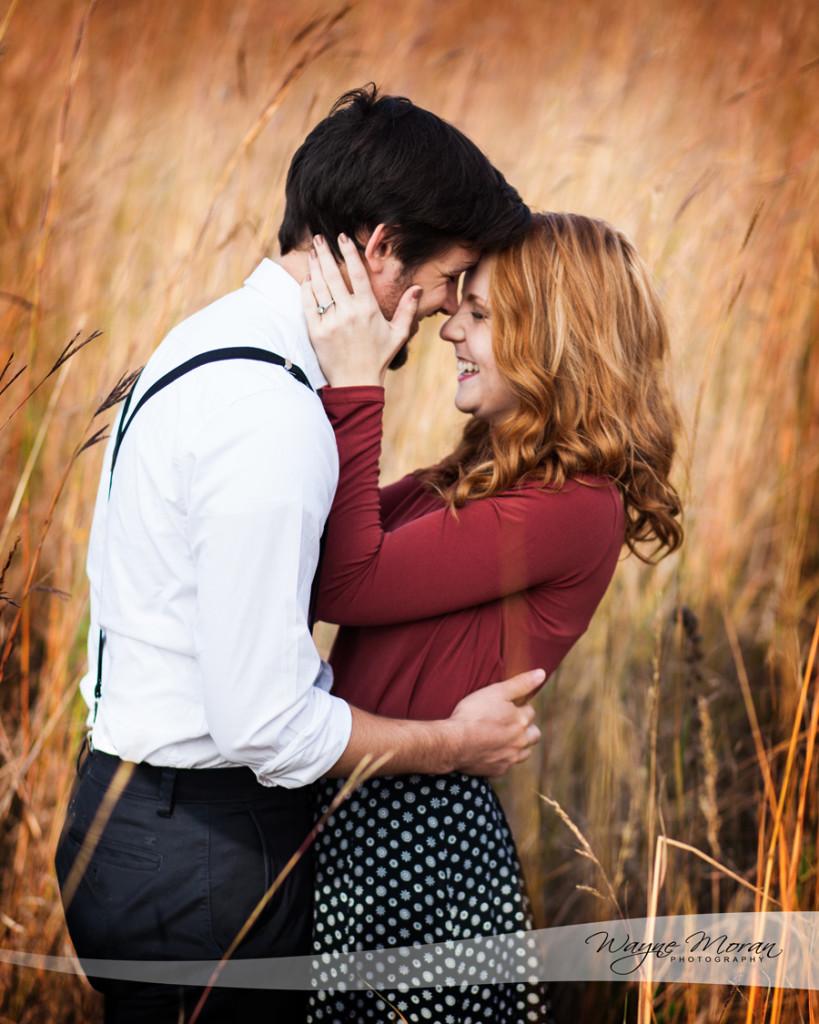 Nicole and David Eagan Engagement Photo Session