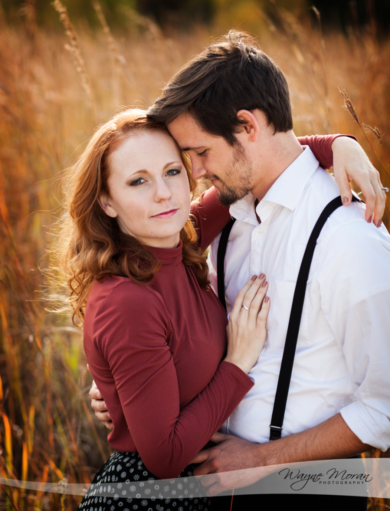 Nicole and David Eagan Engagement Photo Session