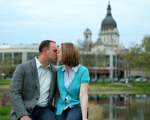 Engagement Portrait Session