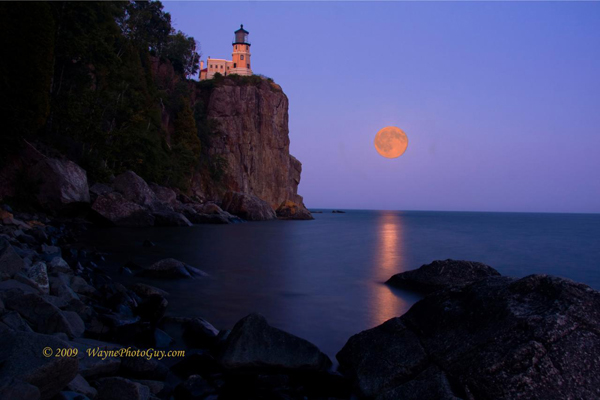 Split Rock Lighthouse: Prints from Wayne Moran Photography